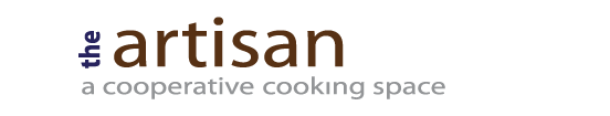 Artisan Kitchen and Cafe, Logo